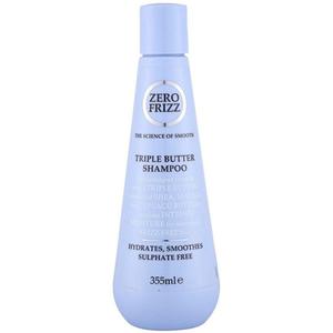 Zero Frizz Triple Butter Shampoo 355ml