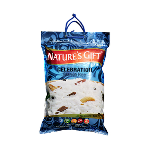 Natures Gift Daily Meal Basmati Rice 5kg