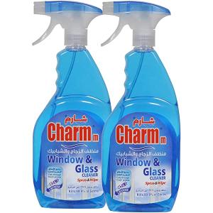 Charmm Dishwash Glass Cleaner 2x1L+750ml