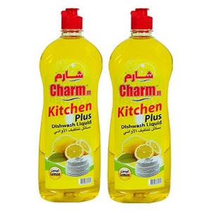 Charmm Dishwash Liquid Pet 3x1L