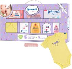 Johnson's Baby Gift Box 1box
