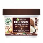 Garnier Smooth Hair Cream Coconut 390ml