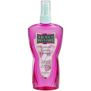 Fantasy Body Spray Cotton Candy 236ml+94ml