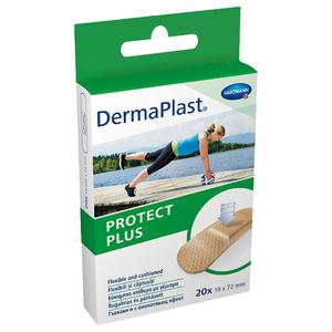 Dermaplast Bandages Protect Plus 20s