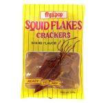 Fry Pop Squid Flake Crackers 200g