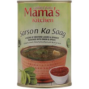 Mamas Kitchens Sarson Ka Saag 450g