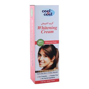 Cool & Cool Whitening Facial Cream 50ml