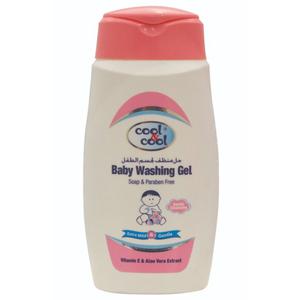Cool & Cool Baby Washing Gel 250ml+100ml