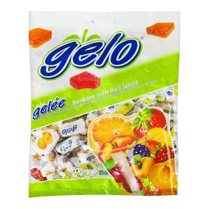 Gelo Fruit Jelly 400g