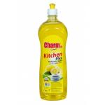 Charmm Dishwash Liquid Lemon 1L