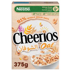 Nestle Cheerios Oat Breakfast Cereal 375g