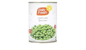 Daily Fresh Green Peas 400g