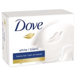 Dove Soap White 3x135g+75g