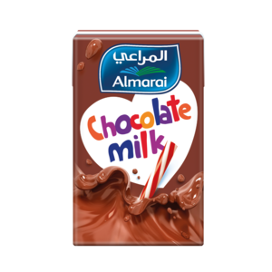 Almarai Uht Milk Double Chocolate 200ml