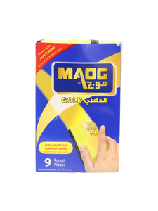Maog Sponge With Scrubber 9s