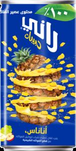 Rani Float Juice No Sugar Pineapple 180ml