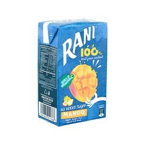Rani Mango Mixed Fruit Drink No Sugar 250ml