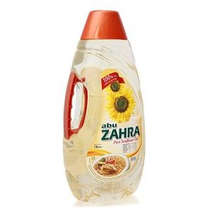 Abu Zahra Sunflower Oil 1.8L