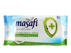 Masafi Anti-Bacterial Wipes 80s