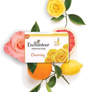 Enchant Soap Charm 3x125g