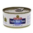 Richesse Light Meat Tuna Solid Sunflower Oil 200g