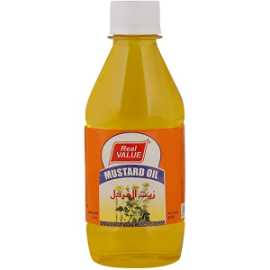 Real Value Musterd Oil 250ml
