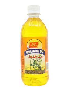 Real Value Mustard Oil 475ml