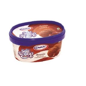 Unikai Ice Cream Soft Chocolate 500ml