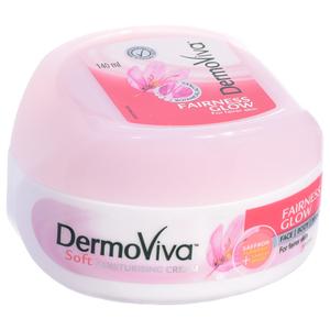 Dermoviva Fairness Glow Cream Moisturiser 140ml