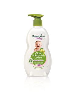 Dermoviva Baby Lotion Olive Moist 200ml
