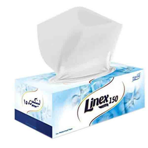 Linex Classic Facial Tissue Box 100s