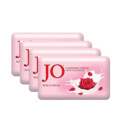 Jo Soap Rose 6x125g