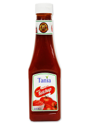 Tania Tomato Ketchup Squeeze 340g