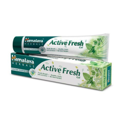 Himalaya Active White Fresh Gel 2x100ml