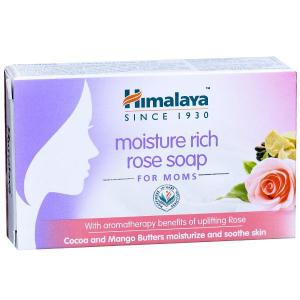 Himalaya Moisture Soap Rose 125g