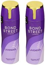 Bond Street Deo Spray Lavender 200ml