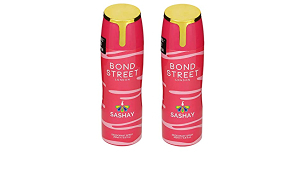 Bond Street Deo Spray Sashay 200ml