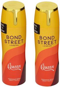 Bond Street Deo Spray Queen 200ml