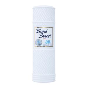 Bond Street Talc Pure White 125g