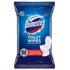 Domestos Disinfecting Surface Wipes 2x40s