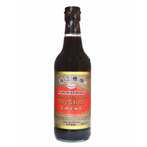 Prb Gold Label Sup Light Soy Sauce 500ml