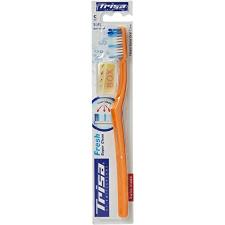 Trisa Toothbrush Hard Fresh Super Clean 1pc