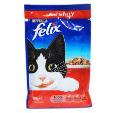Felix Cat Food Junior Jelly Beef Chicken 400g