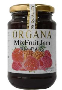 Organa Mix Fruit Jam 450g