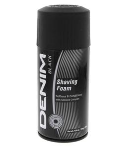 Denim Shaving Foam Black 300ml