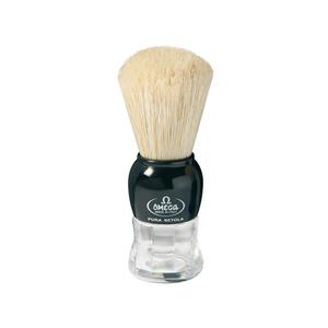 Omega Shaving Brush 1pc
