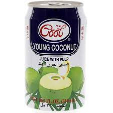 Ice Cool Coconut Juice Pulp Can 310ml
