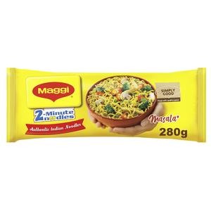 Maggi 2-Minutes Noodles Masala 280g