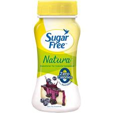 Sugar Free Natura Powder Concentrate 100g