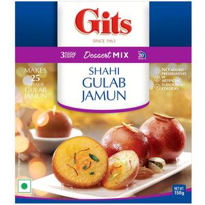 Gits Shaahi Gulab Jamun Mix 150g
